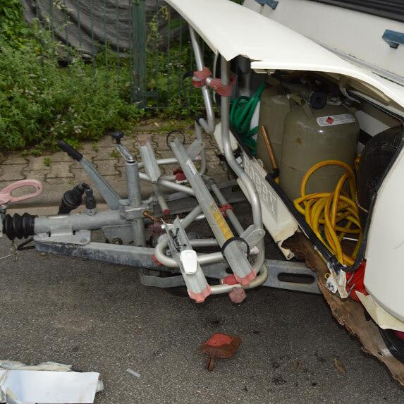 Schadengutachten für Wohnwagen Mannheim