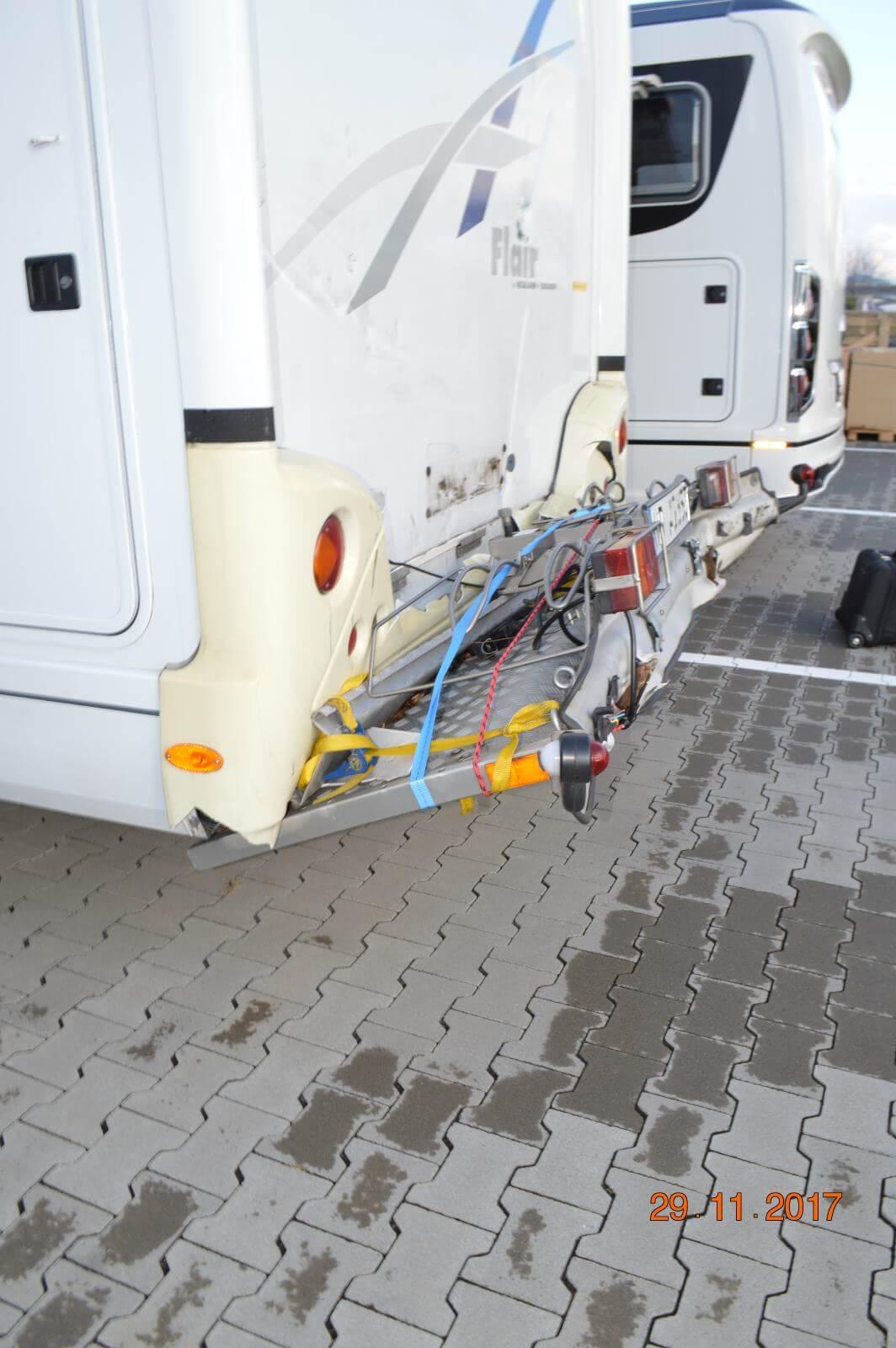 Wohnmobil Gutachter Gutachten 2017