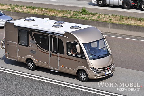 Hymer Knaus Wohnmobil Gutachten