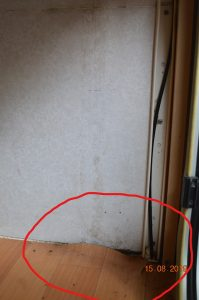 Schaden bei gekauften Wohnmobil