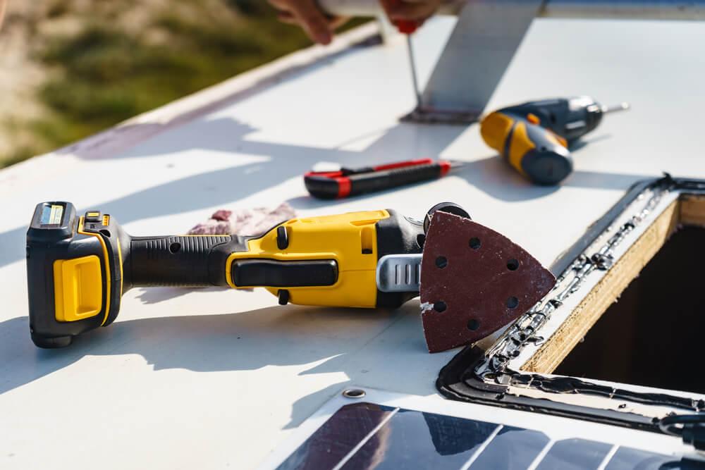 Vollständiger Schadensersatz für Wohnwagen Reparatur